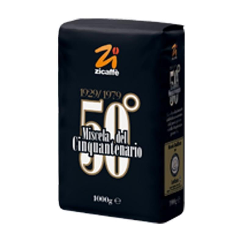 Kawa ziarnista Zicaffe Cinquantenario