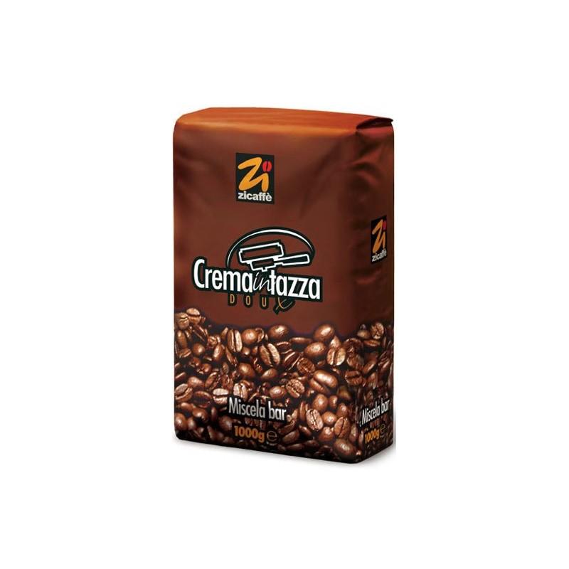 Kawa ziarnista Zicaffe Crema in Tazza DOUX
