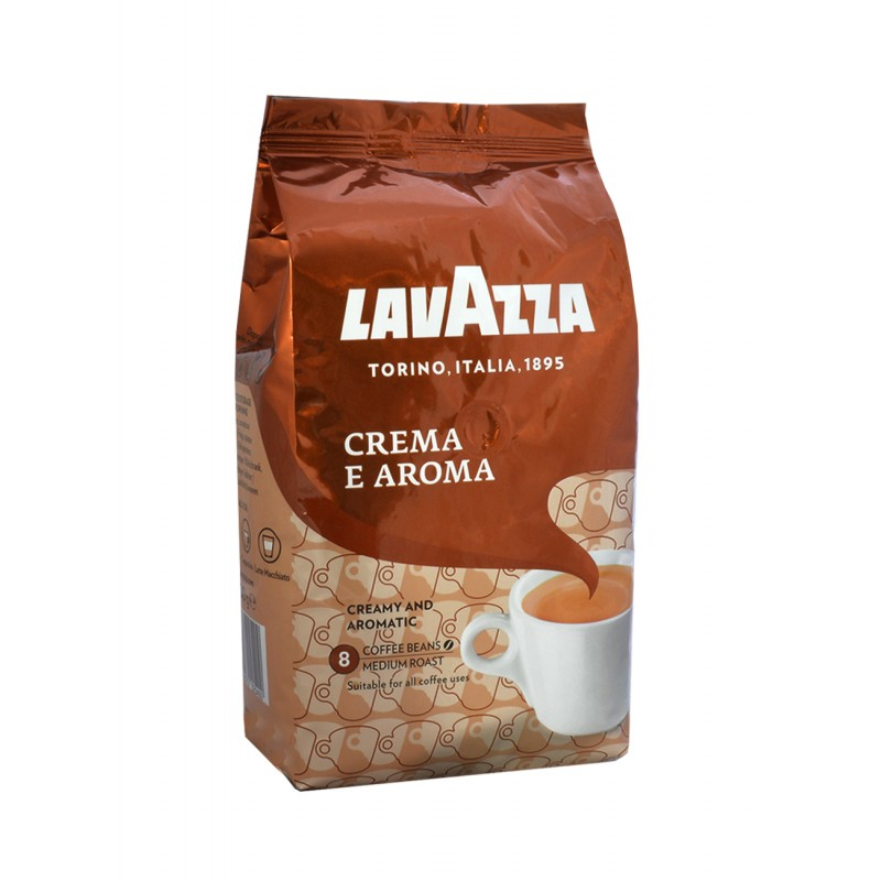 Kawa ziarnista Lavazza Crema Aroma