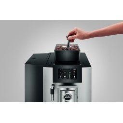 Jura X10 zamek kawy