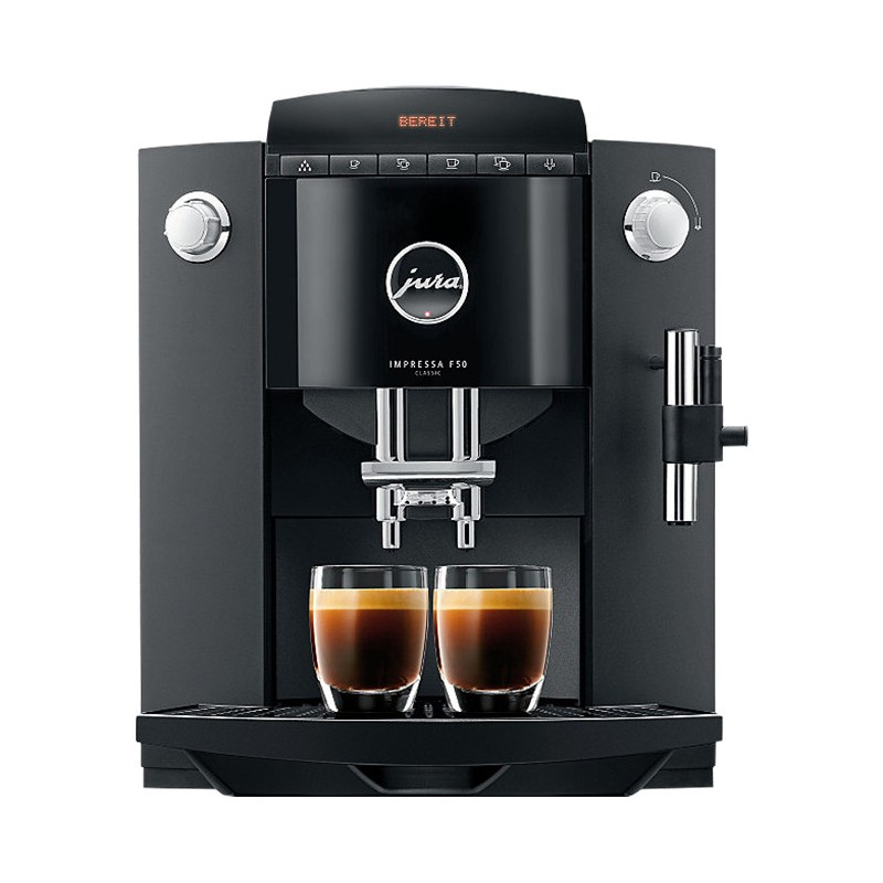 Dzierżawa ekspresu do kawy Jura
