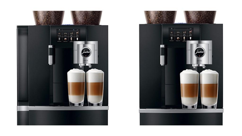 Ekspresy do kawy Jura Giga X8 oraz Jura Giga X8c