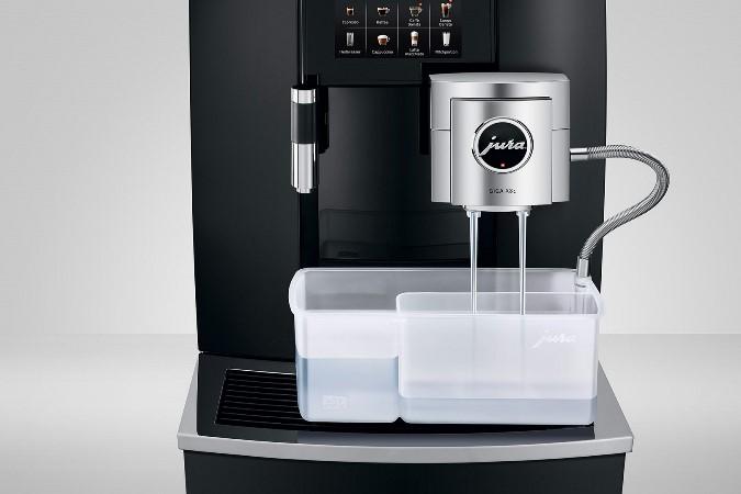 Higiena ekspresów do kawy Jura