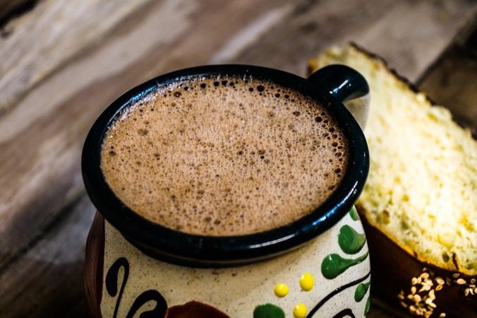 Tradycyjna kawa ziarnista z Meksyku